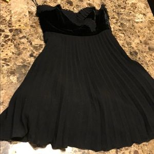 Barely worn. Betsy Johnson dress